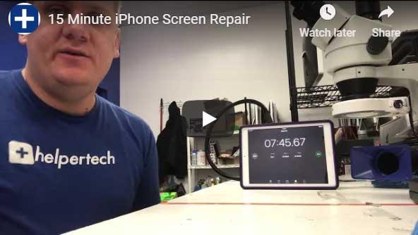 15 Minute iPhone Repair