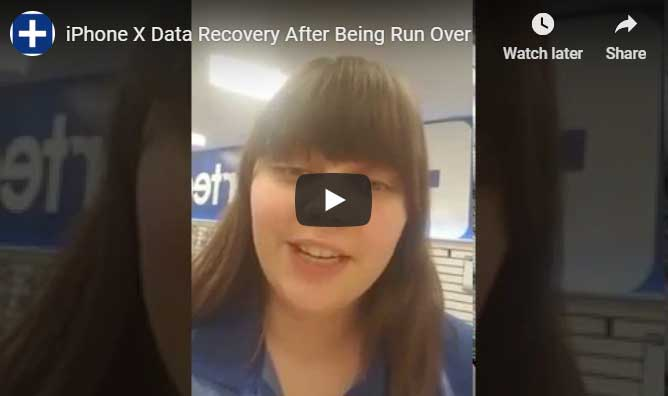 iPhone X Data Recovery
