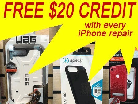 Cell Phone Repair Burnsville