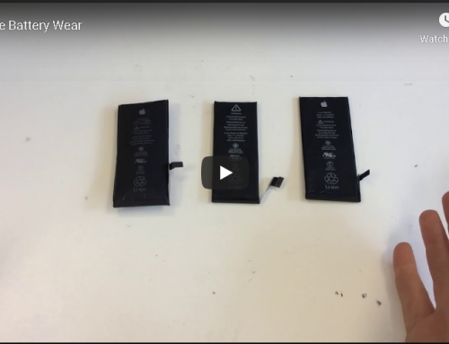 iPhone Battery Wear