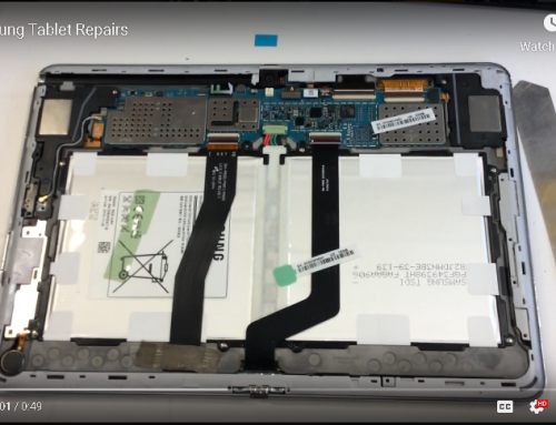 Samsung Tablet Repairs