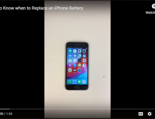 How To Know When To Replace An iPhone Battery