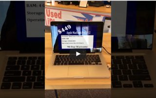 MacBook Pro 2012 For Sale