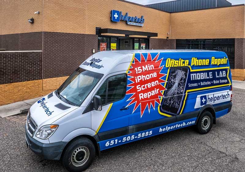 Mobile iPhone Repair Service Lab