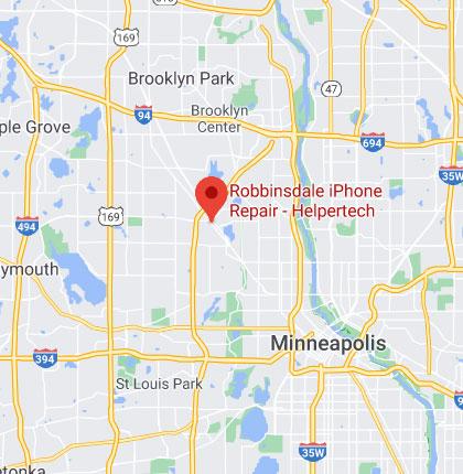 iPhone Repair Robbinsdale